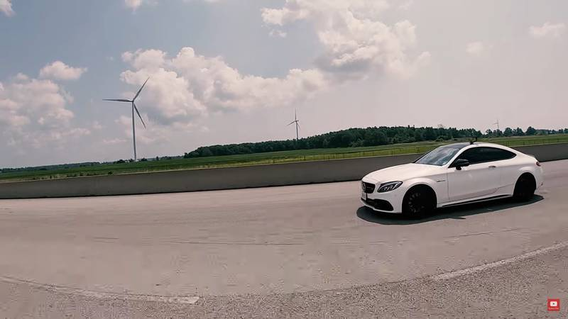 Can The Toyota GR Supra Shame The Mercedes-AMG C63 S In A Drag Race? - image 1019036