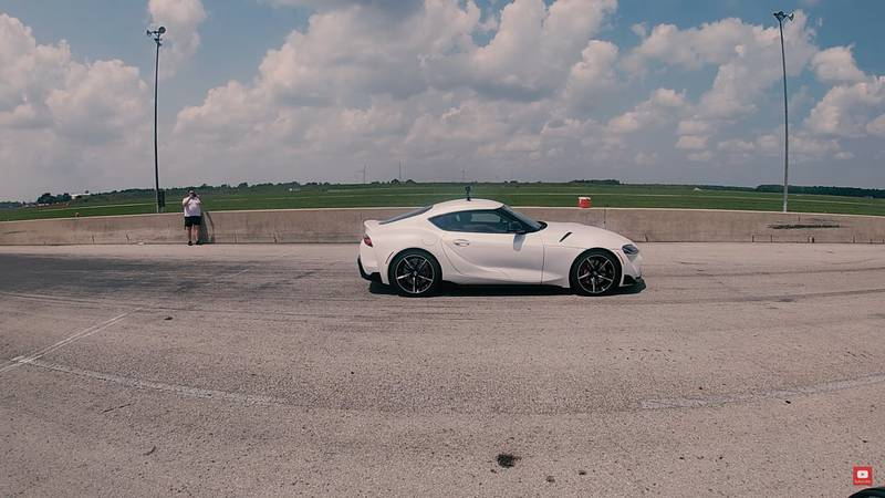 Can The Toyota GR Supra Shame The Mercedes-AMG C63 S In A Drag Race? - image 1019037