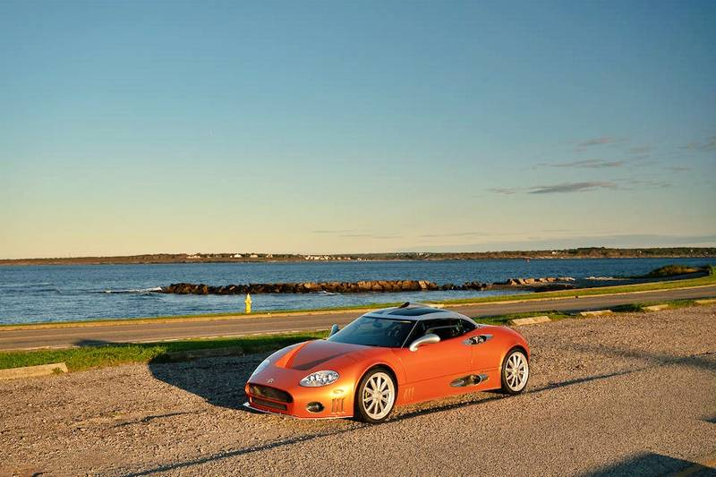 2009 Low-Milage, Rare: And Sexy: Stunning 2009 Spyker C8 'Laviolette' Coupe Heads to Bonhams Auction - image 1019280
