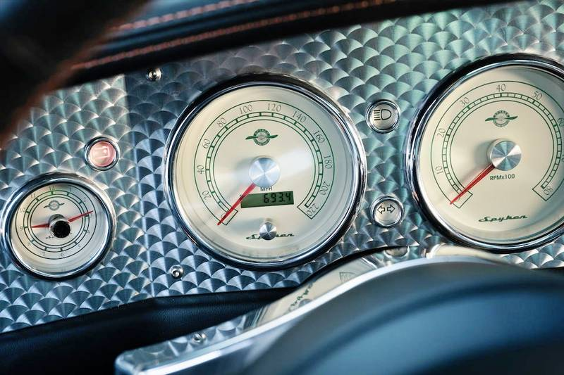 2009 Low-Milage, Rare: And Sexy: Stunning 2009 Spyker C8 'Laviolette' Coupe Heads to Bonhams Auction - image 1019267