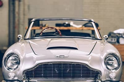 Invoke the James Bond Spirit In Your Kid With This Aston Martin DB5 Junior 'No Time To Die' Edition - image 1019090