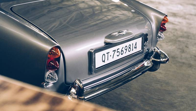 Invoke the James Bond Spirit In Your Kid With This Aston Martin DB5 Junior 'No Time To Die' Edition - image 1019084