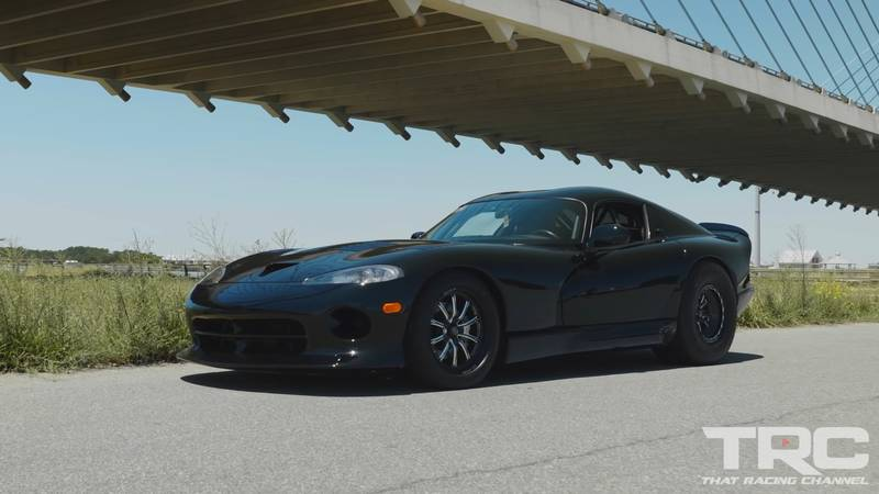 Is This 3,200 HP Dodge Viper GTS The Fastest In the World? - image 1020606