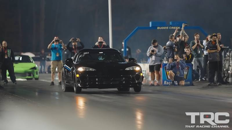 Is This 3,200 HP Dodge Viper GTS The Fastest In the World? - image 1020610
