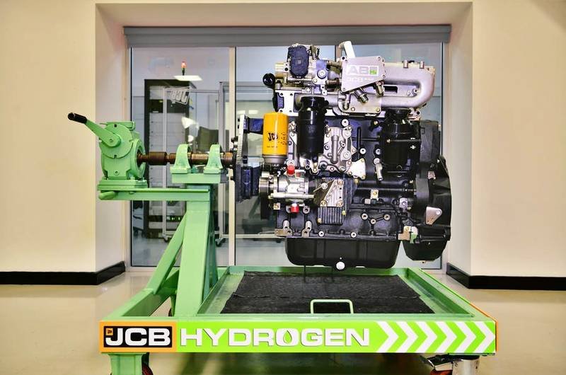 Did This Construction Company Just Save the Internal Combustion Engine? - image 1018249