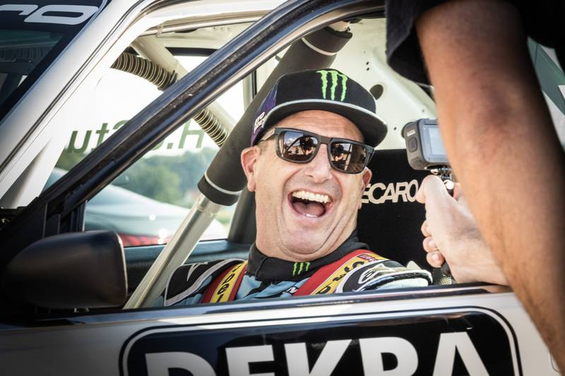 Ken Block and Audi - A Match Made in Heaven? - image 1020494