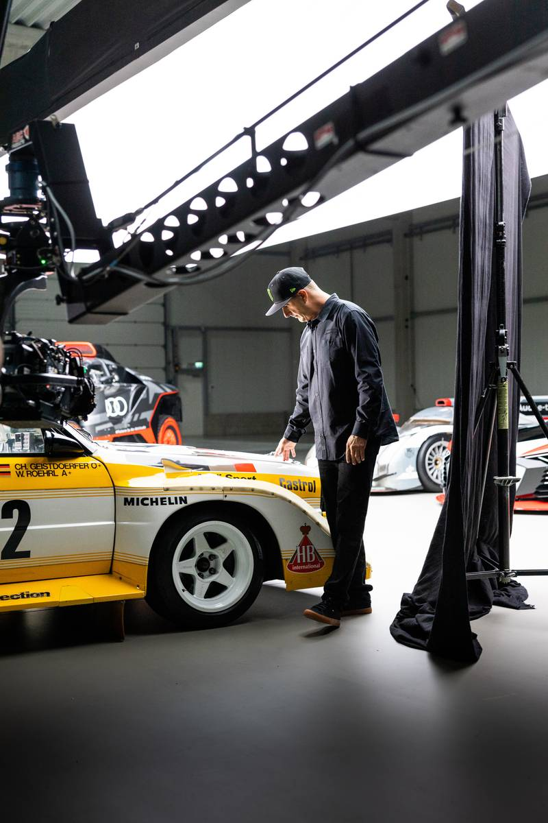 Ken Block and Audi - A Match Made in Heaven? - image 1020495