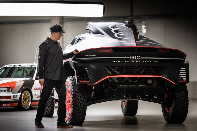 Ken Block and Audi - A Match Made in Heaven? - image 1020502