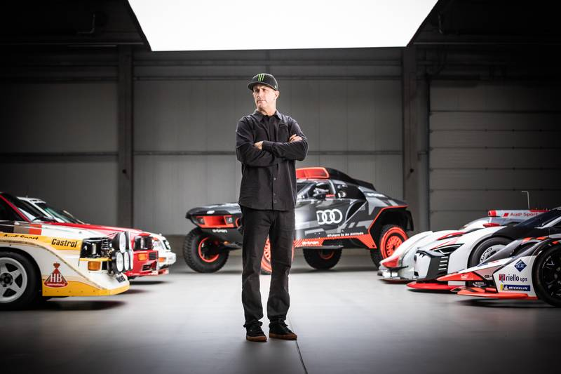 Ken Block and Audi - A Match Made in Heaven? - image 1020503