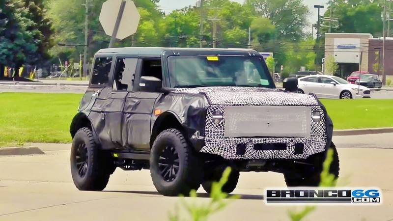 Leaked Data Confirms the Ford Bronco Raptor's Existence - image 1017562