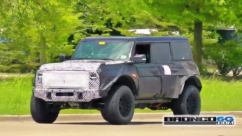 Leaked Data Confirms the Ford Bronco Raptor's Existence - image 1017556