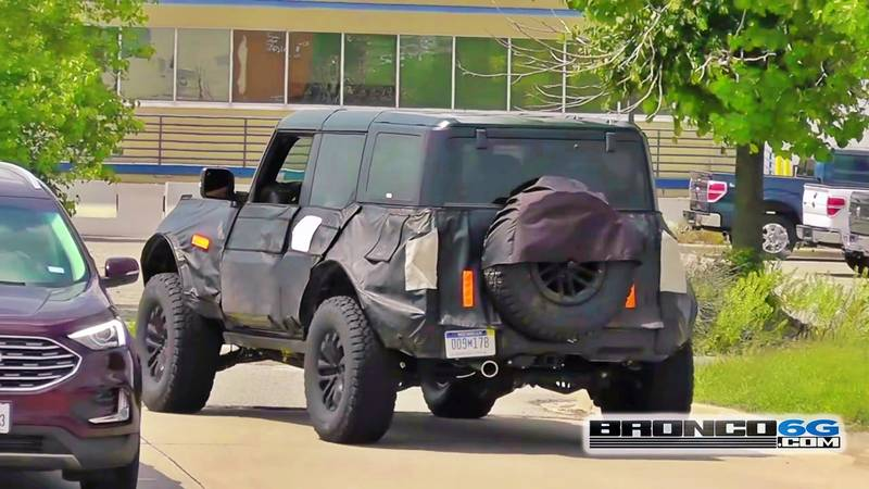 Leaked Data Confirms the Ford Bronco Raptor's Existence - image 1017558