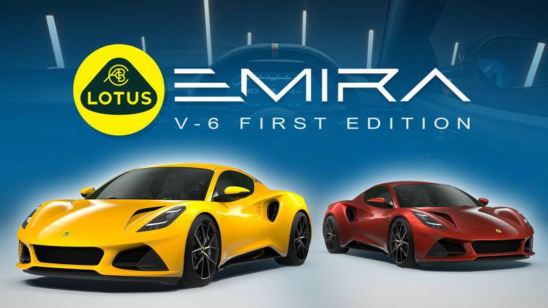 Lotus Has Revealed Specs Of The Flagship Emira V-6 First Edition - image 1019181
