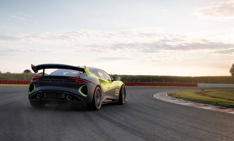 Lotus Has Revealed Specs Of The Flagship Emira V-6 First Edition - image 1015480