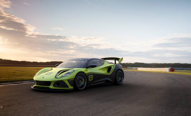 Lotus Has Revealed Specs Of The Flagship Emira V-6 First Edition - image 1015483