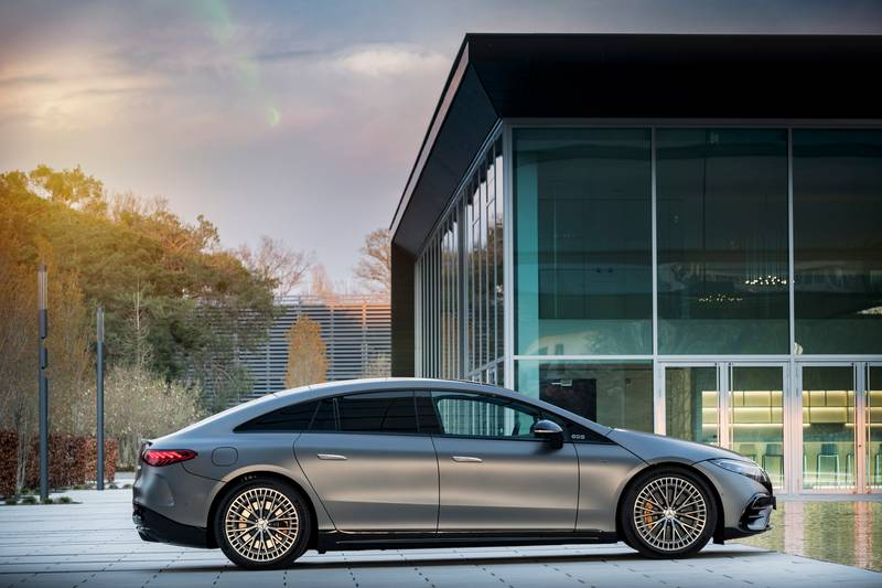 Mercedes-Benz Goes On A Reveal Spree In Munich To Maintain The EV EQ-uilibrium - image 1014618