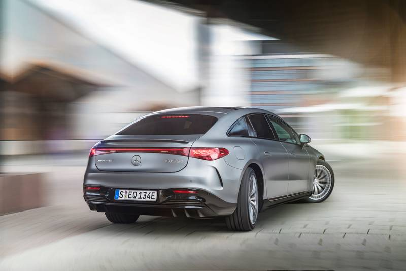 Mercedes-Benz Goes On A Reveal Spree In Munich To Maintain The EV EQ-uilibrium - image 1014613