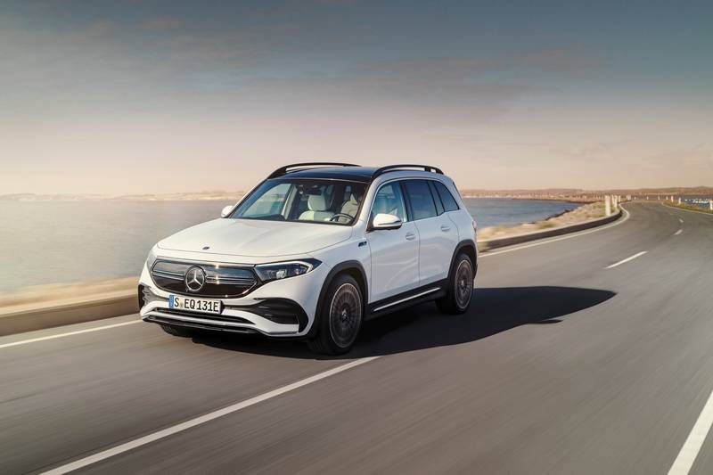 Mercedes-Benz Goes On A Reveal Spree In Munich To Maintain The EV EQ-uilibrium - image 1014717