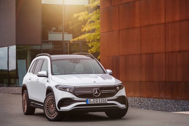 Mercedes-Benz Goes On A Reveal Spree In Munich To Maintain The EV EQ-uilibrium - image 1014722