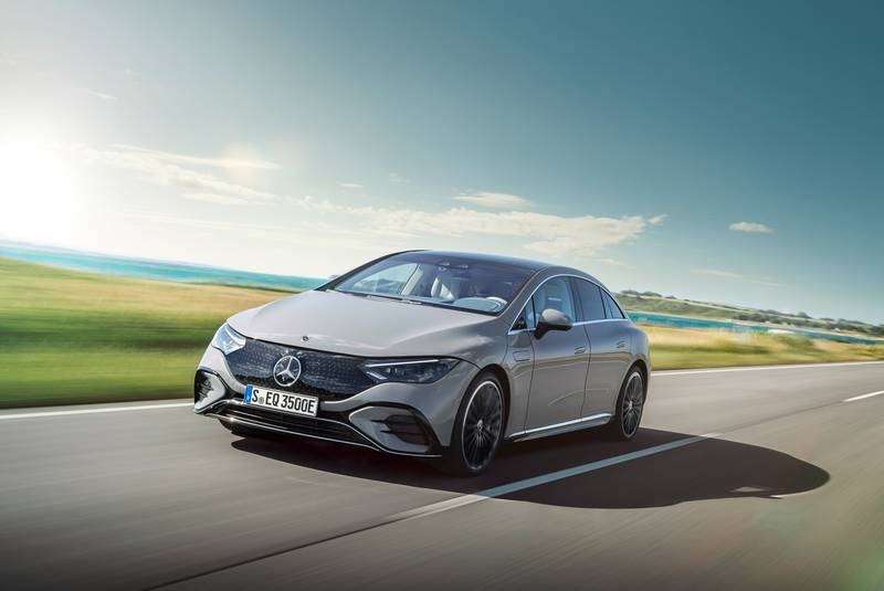 Mercedes-Benz Goes On A Reveal Spree In Munich To Maintain The EV EQ-uilibrium - image 1014583