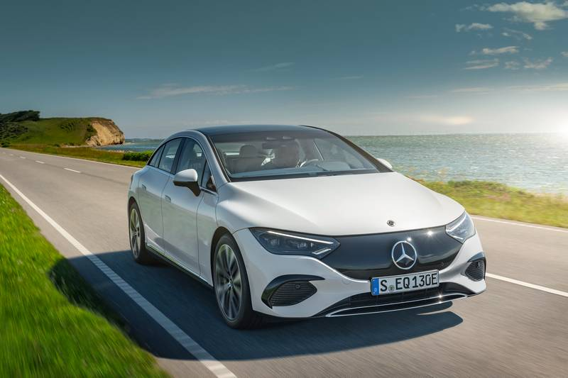 Mercedes-Benz Goes On A Reveal Spree In Munich To Maintain The EV EQ-uilibrium - image 1014578