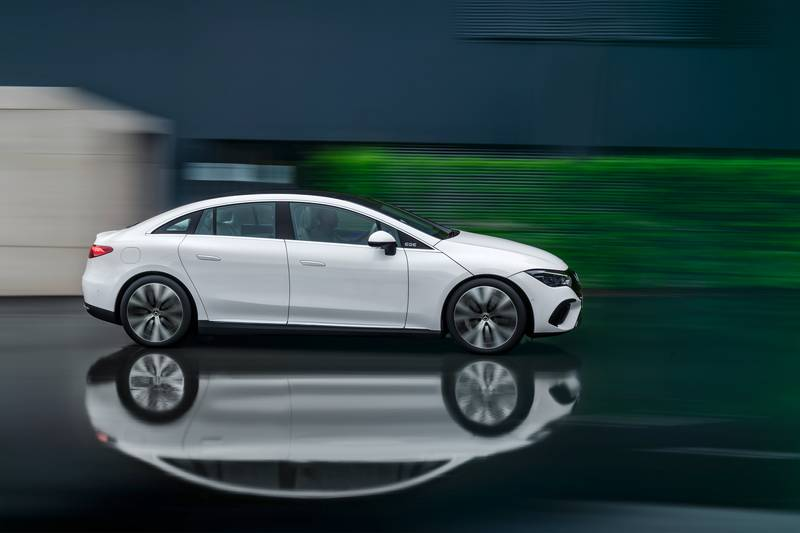 Mercedes-Benz Goes On A Reveal Spree In Munich To Maintain The EV EQ-uilibrium - image 1014579