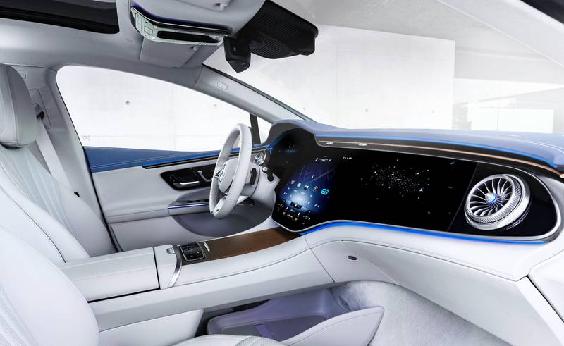 Mercedes-Benz Goes On A Reveal Spree In Munich To Maintain The EV EQ-uilibrium - image 1014581