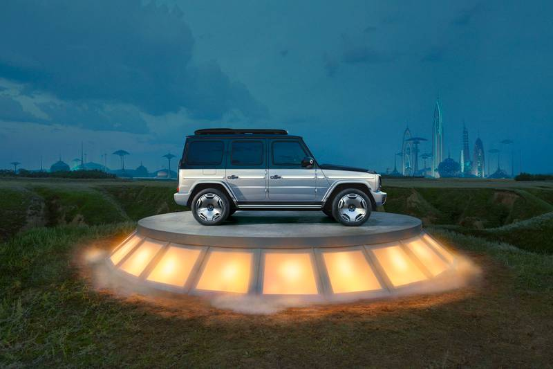 Mercedes-Benz Goes On A Reveal Spree In Munich To Maintain The EV EQ-uilibrium - image 1014555