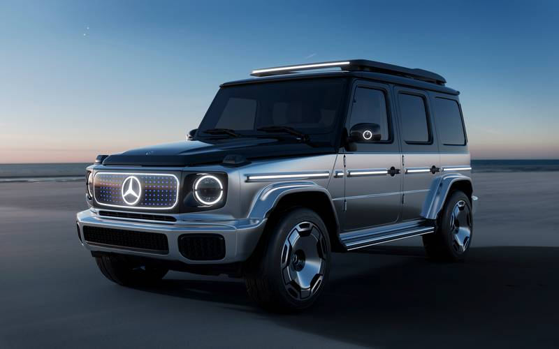 Mercedes-Benz Goes On A Reveal Spree In Munich To Maintain The EV EQ-uilibrium - image 1014540