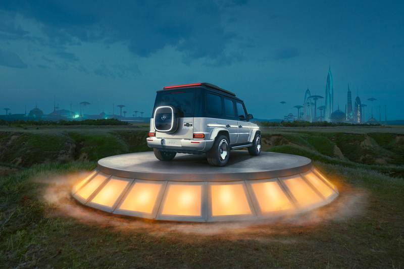Mercedes-Benz Goes On A Reveal Spree In Munich To Maintain The EV EQ-uilibrium - image 1014546