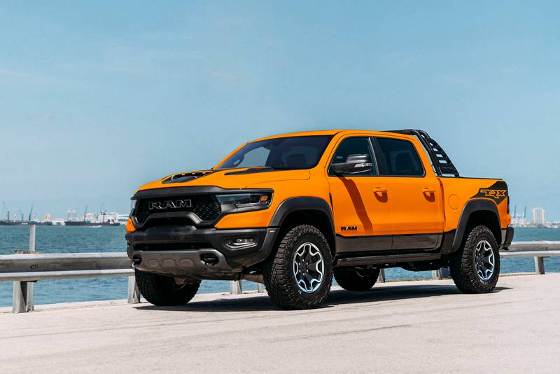 Ram Comes Up With A New TRX 'Ignition' Edition Along With A Couple Of Special Editions For The 1500 - image 1020643