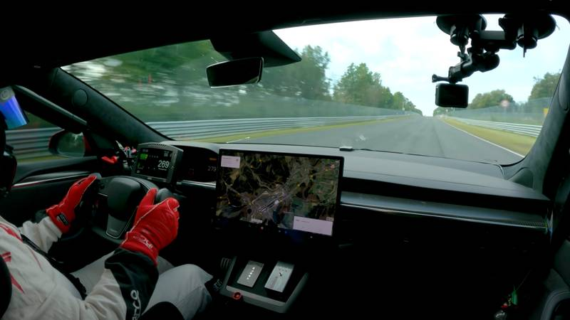 Tesla Model S Plaid Top Speed Officially Uncovered - image 1016458
