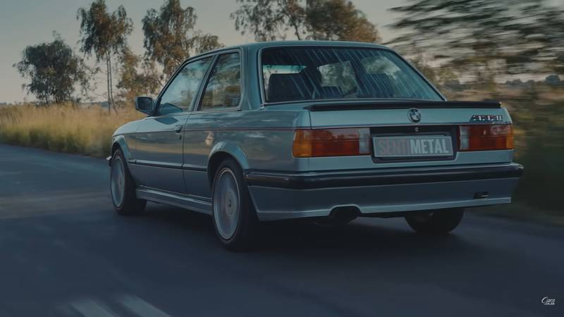 The BMW 333i Is The Rare Version of the E30 You Probably Forgot About - image 1015654