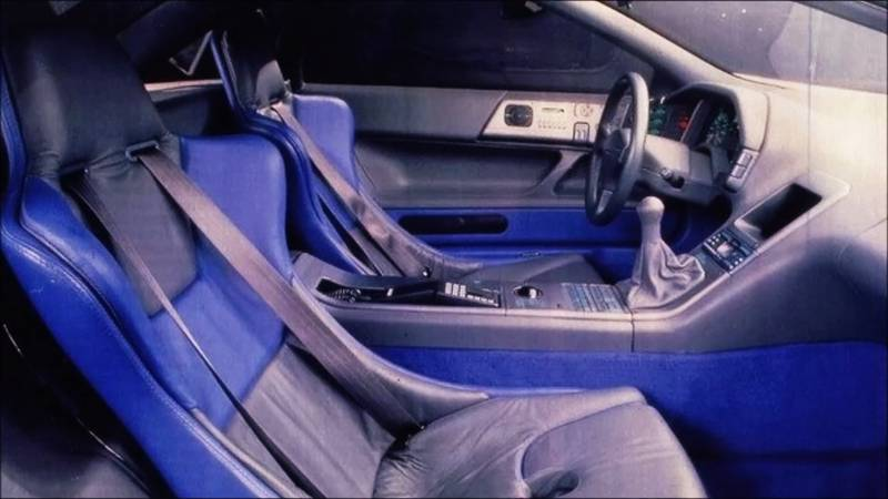1988 The Forgotten Mid-Engined Peugeot Oxia Concept From 1988 Was a Car Well Ahead of its Time - image 1019929