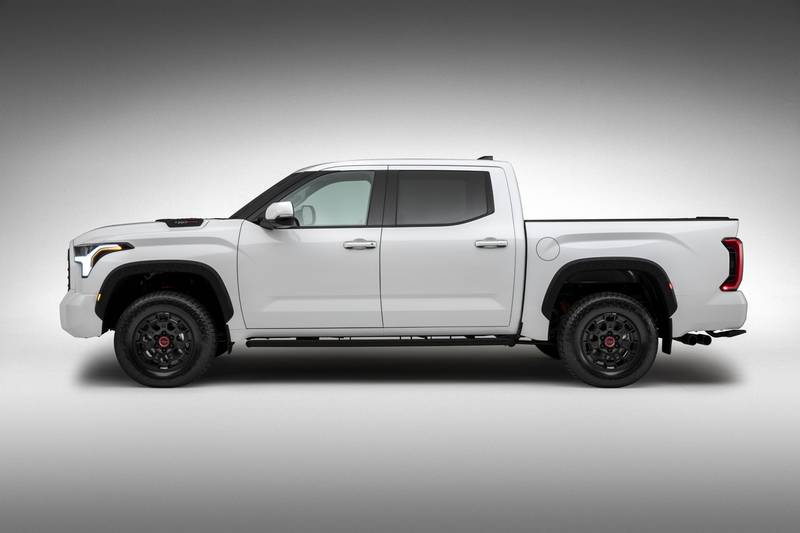 The New 2022 Toyota Tundra Breaks Cover With A New Hybrid V-6 And A Whole Lot Of Major Upgrades High Resolution Exterior - image 1018668