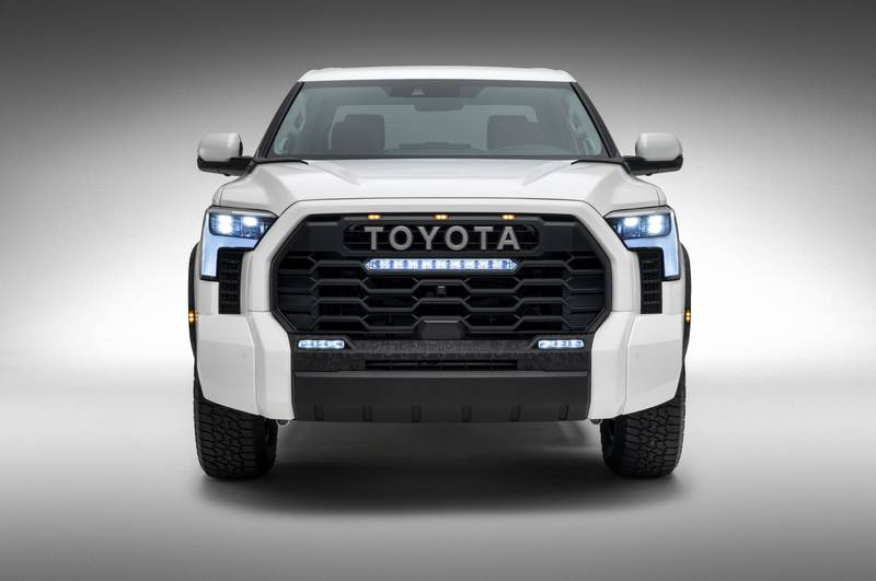 The New 2022 Toyota Tundra Breaks Cover With A New Hybrid V-6 And A Whole Lot Of Major Upgrades High Resolution Exterior - image 1018669