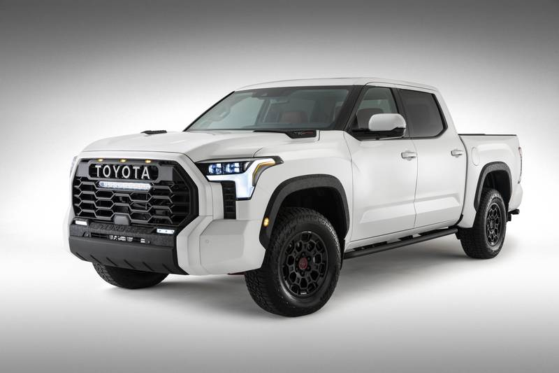 The New 2022 Toyota Tundra Breaks Cover With A New Hybrid V-6 And A Whole Lot Of Major Upgrades High Resolution Exterior - image 1018682