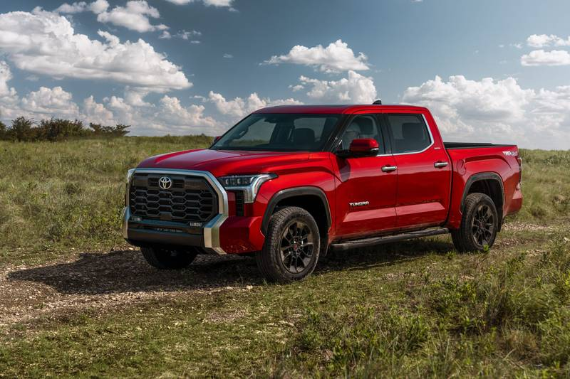 The New 2022 Toyota Tundra Breaks Cover With A New Hybrid V-6 And A Whole Lot Of Major Upgrades High Resolution Exterior - image 1018657
