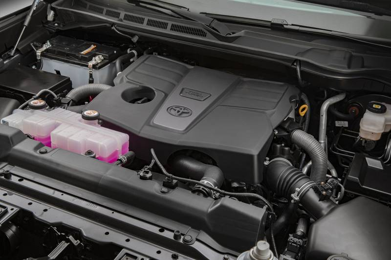 The New 2022 Toyota Tundra Breaks Cover With A New Hybrid V-6 And A Whole Lot Of Major Upgrades High Resolution Drivetrain - image 1018661