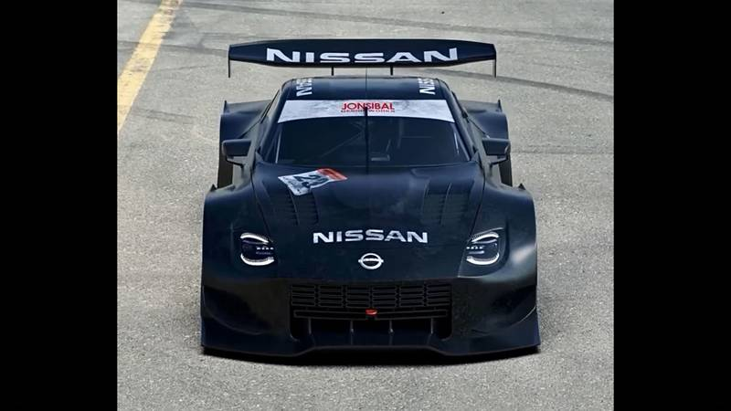 This is the Nissan Z Race Car The World Deserves - image 1020126
