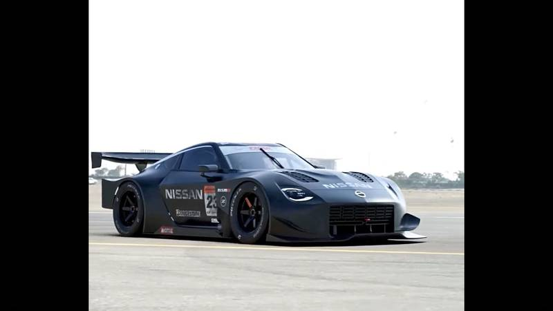 This is the Nissan Z Race Car The World Deserves - image 1020128