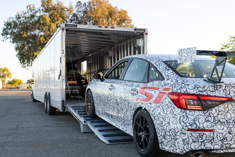 This Race-Spec Version of the 2022 Civic Si Exposes the Future of Tuning Capabilities Exterior - image 1024322