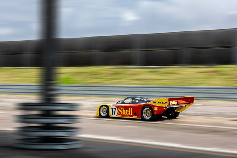 The Iconic Porsche 962 C Has Been Restored to its Original Condition - image 1024267