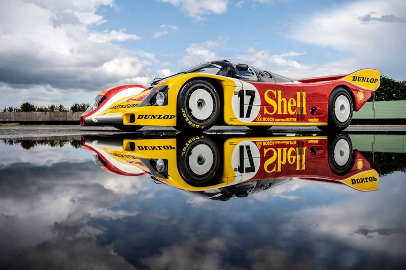 The Iconic Porsche 962 C Has Been Restored to its Original Condition - image 1024273