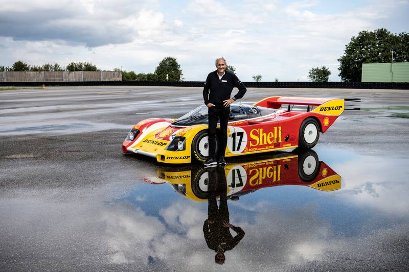 The Iconic Porsche 962 C Has Been Restored to its Original Condition - image 1024274