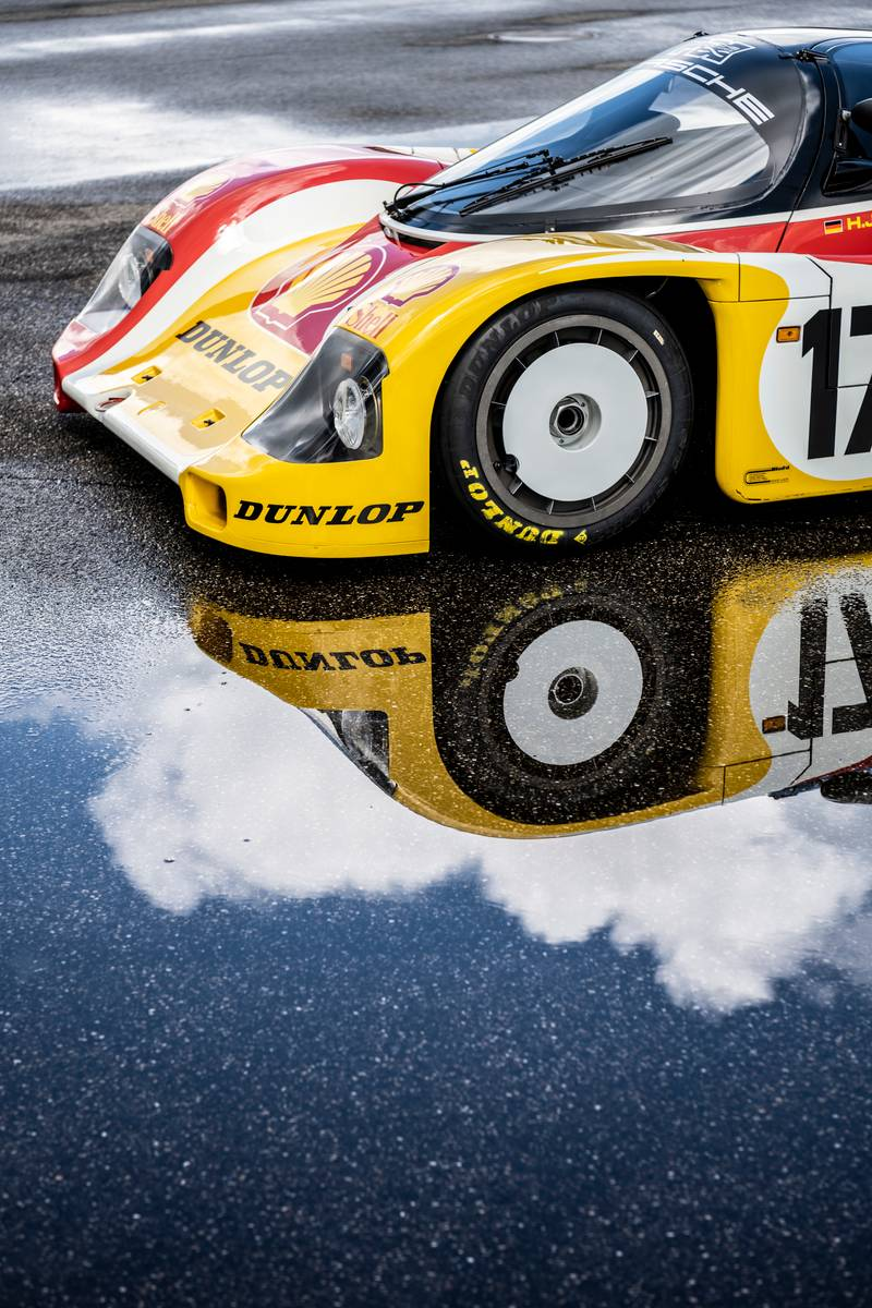 The Iconic Porsche 962 C Has Been Restored to its Original Condition - image 1024277