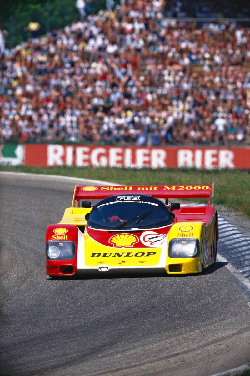 The Iconic Porsche 962 C Has Been Restored to its Original Condition - image 1024259