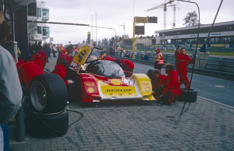 The Iconic Porsche 962 C Has Been Restored to its Original Condition - image 1024261