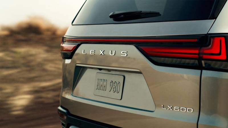 The Lexus LX600 Debuts Today And You Can Watch the Live Stream Here! - image 1023900