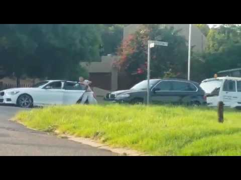 Watch This Frightening Attempted Carjacking of a BMW X5 in South Africa: Video